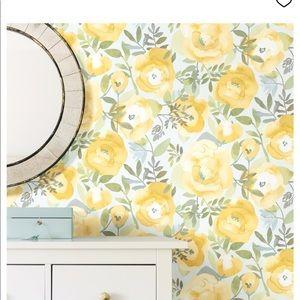 Peel n Stick Nu Wallpaper Peachy Keen Made in UK